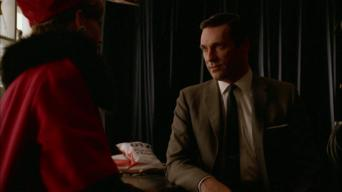 Mad Men: Season 2: The Benefactor